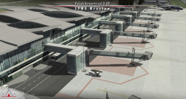 DRZEWIECKI DESIGN - Polish Airports vol. 3 XP