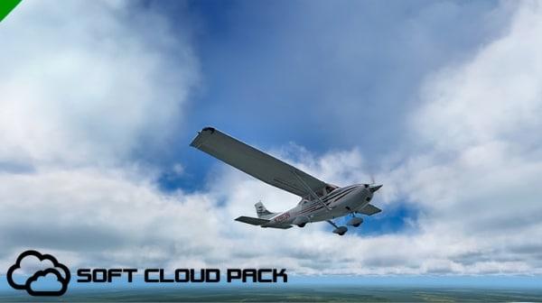 REX - Rex 4 Texture Direct HD con Soft Clouds