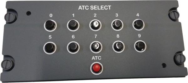 COCKPIT SIM PARTS - Atc select panel