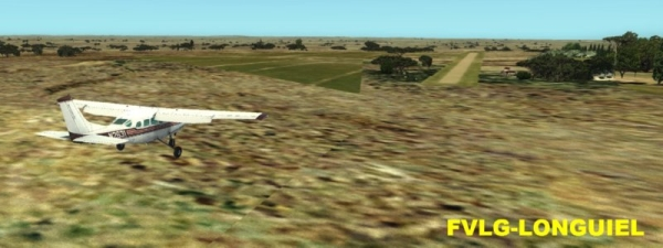 ROLLING CUMULUS SOFTWARE - Deluxe bush flying series - episode 4