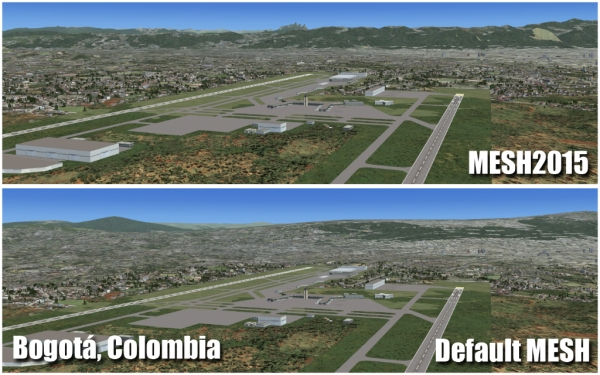 FLIGHTSIMDESIGN CHILE - Mesh 2015 South America