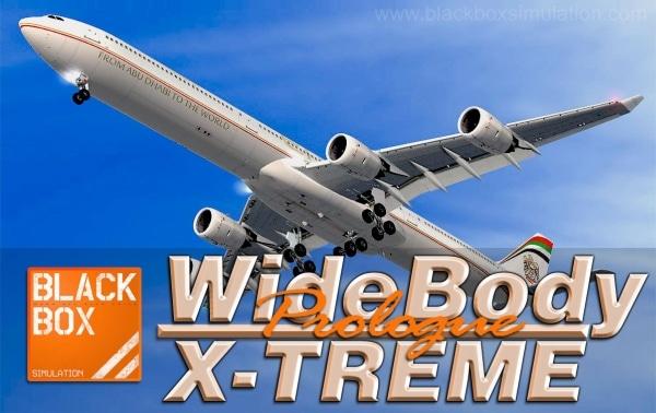 "BLACKBOX - Airbus WideBody X'treme ""Prologue"""