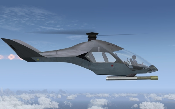 AFS-DESIGN - Concept gyrocopter