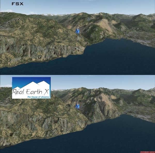 REAL EARTH X - Dtm Italy Vol 3