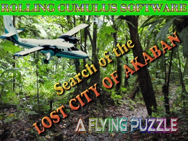 ROLLING CUMULUS SOFTWARE - Lost city of akaban