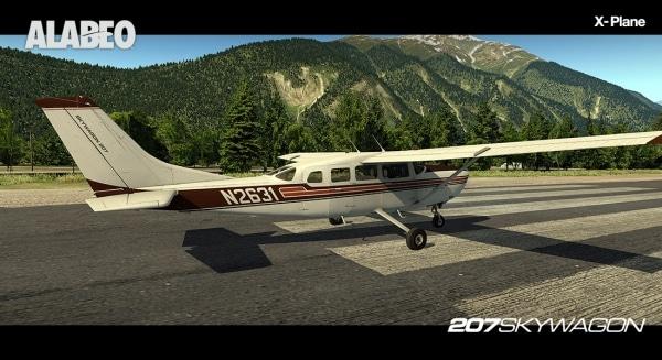 ALABEO - C207 Skywagon