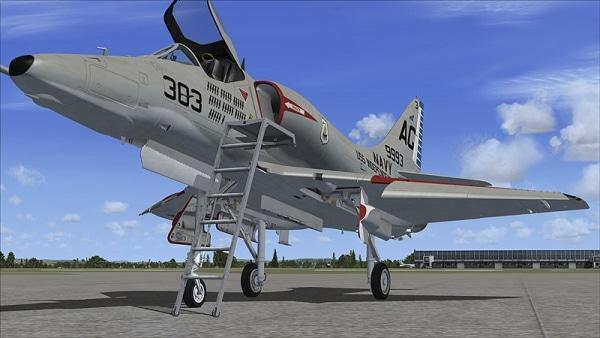 VIRTAVIA - A-4 Skyhawk X Steam Edition