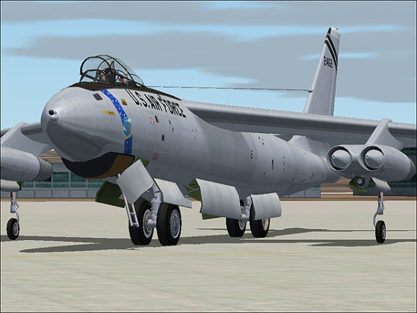 VIRTAVIA - B-47E Stratojet Steam Edition