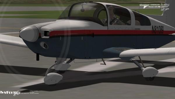 VFLYTEAIR - Grumman Tiger AA-5B