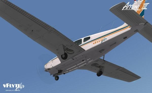 VFLYTEAIR - Piper Arrow III PA28R-200
