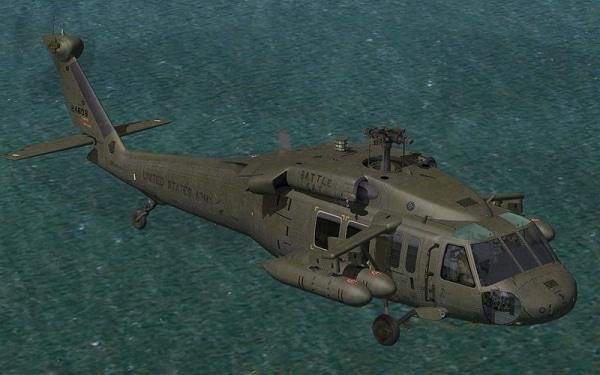 VIRTAVIA - H-60 Blackhawk Steam Edition