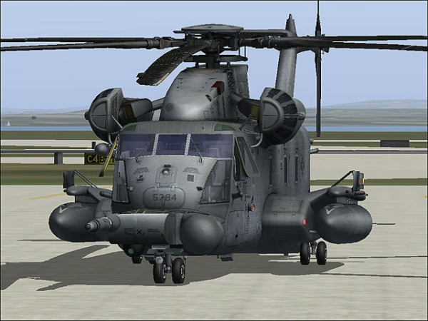 VIRTAVIA - MH-53J Pave Low III Steam Edition