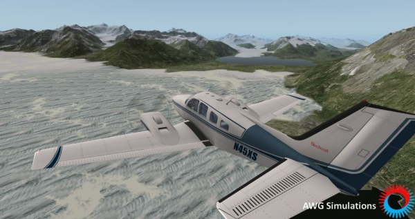 AWG SIMULATIONS - Scenery Global XP