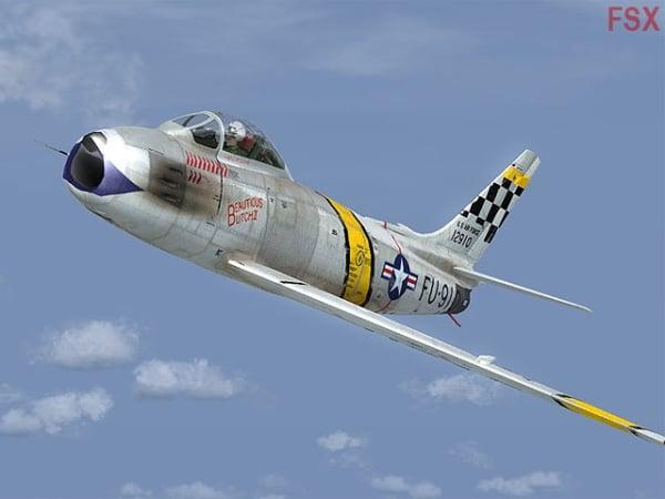 VIRTAVIA - F-86 Sabre