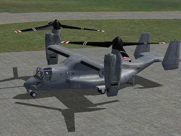 VIRTAVIA - V-22 Osprey Steam Edition