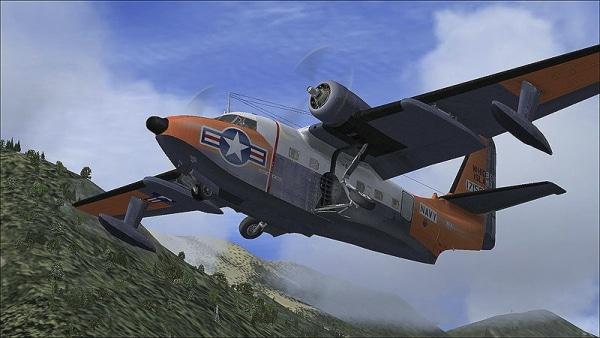 VIRTAVIA - Grumman HU-16B Albatross