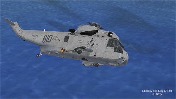 VIRTAVIA - Westland Sikorsky Sea king