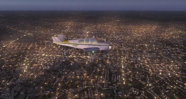 TABURET - Fsx night 3D Russia europea
