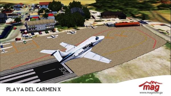 MAGMEXICO - Playa del Carmen Airport