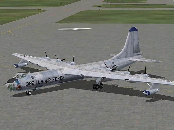VIRTAVIA - Convair B-36 Peacemaker