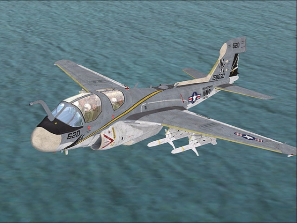 VIRTAVIA - EA-6B Prowler