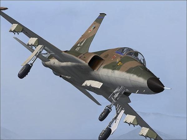 VIRTAVIA - F-5E Tiger II