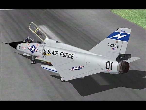 VIRTAVIA - F-106 Delta Dart