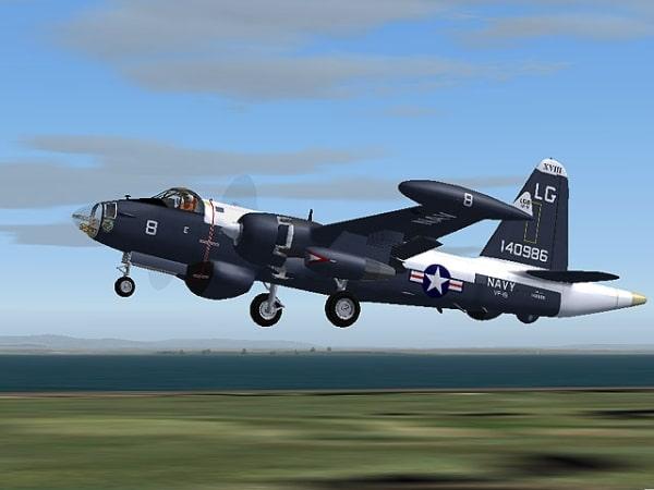 VIRTAVIA - Lockheed's P-2V Neptune