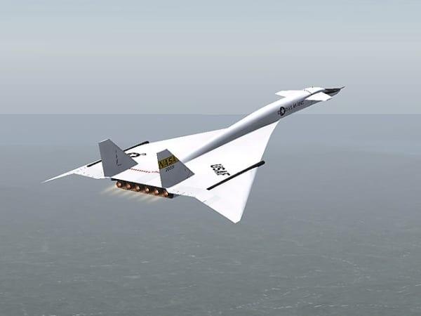 VIRTAVIA - XB-70A-1 Valkyrie