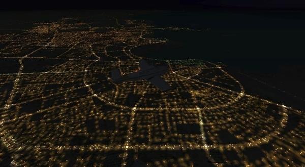 TABURET - Night 3D Bahrain, Kuwait, Oman, Qatar, Saudi Arabia, United Arab Emirates