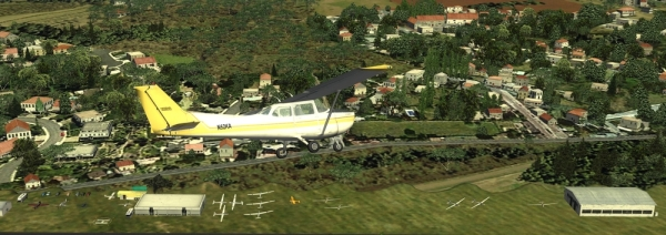 ROLLING CUMULUS SOFTWARE - Unknown Italian Airfields