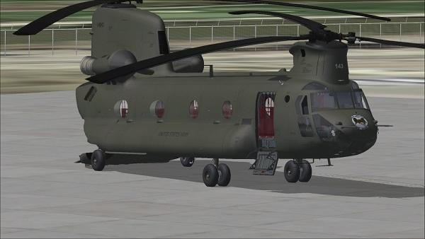 VIRTAVIA - CH-47 Chinook