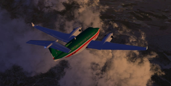 SIMPLE FSX MISSIONS - Short Flights Italy
