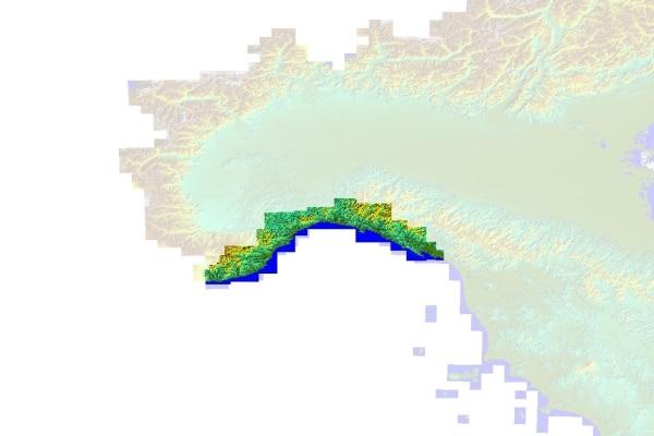 EAL EARTH X - DTM ITALY: Liguria