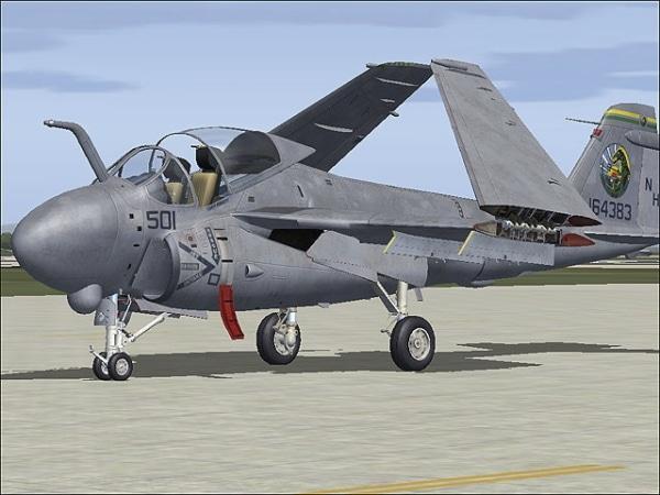 VIRTAVIA - Grumman A-6 Intruder
