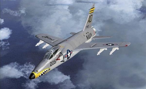 VIRTAVIA - F11F Tiger