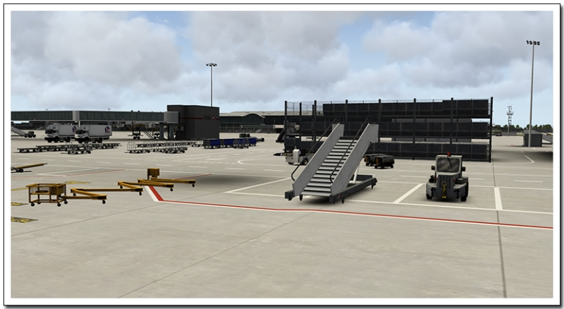 AEROSOFT ONLINE - London Heathrow X-Plane