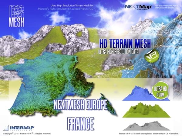 FRANCEVFR - NEXTMesh Europe France