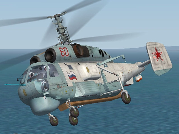 VIRTAVIA - Ka-27/32 Helix