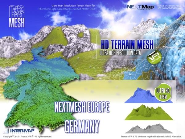 FRANCEVFR - NEXTMesh Europe Germany