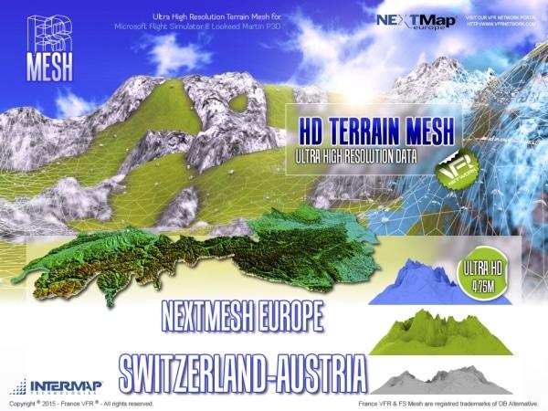 FRANCEVFR - NEXTMesh Europe Switzerland and Austria