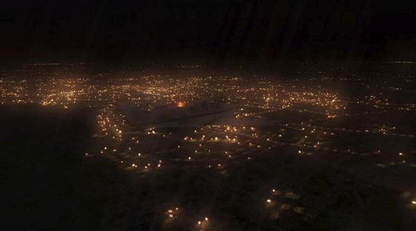 TABURET - Night 3D Sweden