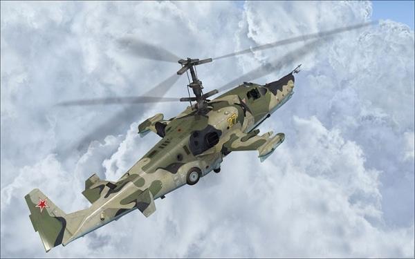 VIRTAVIA - KA-50 Black Shark