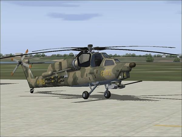 VIRTAVIA - Mi-28 Havoc