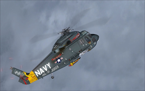 VIRTAVIA - SH-2 Seasprite