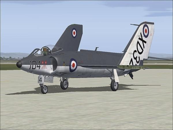 VIRTAVIA - Supermarine Scimitar