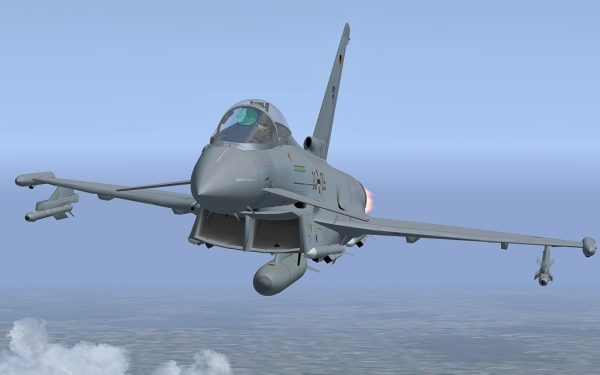 AFS-DESIGN - Eurofighter Typhoon professional 4 Steam Edition