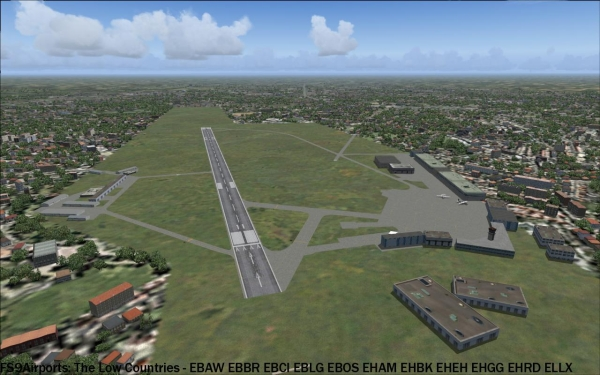 FS9AIRPORTS - The low countries