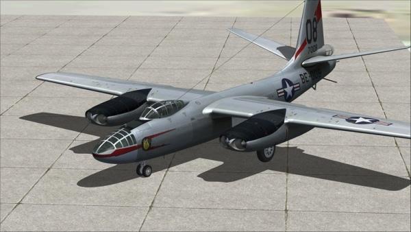 VIRTAVIA - B-45 Tornado