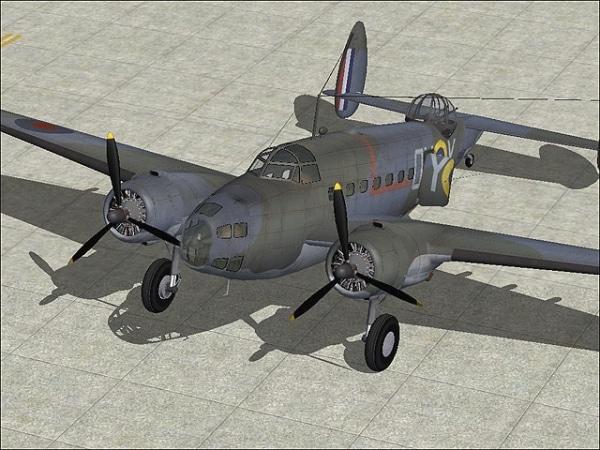 VIRTAVIA - Lockheed Hudson mk 5 e mk 6